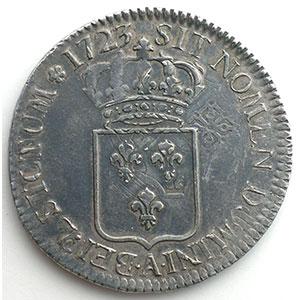 1723 A  réf.  (Paris)    TTB+