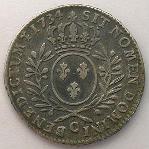 1734 C  (Caen)    TB+/TTB