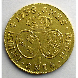 1738 I  (Limoges)    TB+