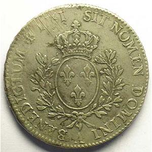 1761 A  (Paris)  1er sem.    TB+