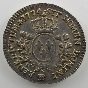 1774 BB  (Strasbourg)    TTB+