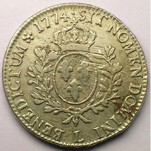 1774 L  (Bayonne)    TTB
