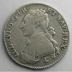 1782 A  (Paris)    TB+/TTB