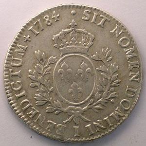 1784 I  (Limoges)    TB+/TTB