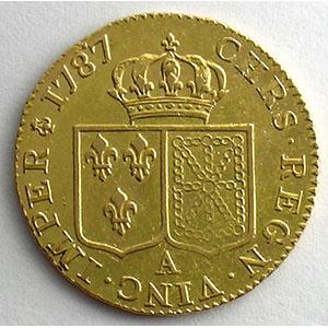 1787 A  (Paris)    TTB/TTB+
