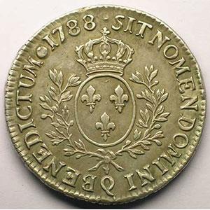 1788 Q  (Perpignan)    TTB/TTB+