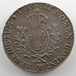 1789 M  (Toulouse)    TTB