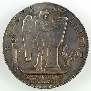 1792 I  (Limoges)  1er sem.    TTB+