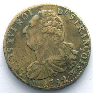 1792 W  (Lille)    TTB