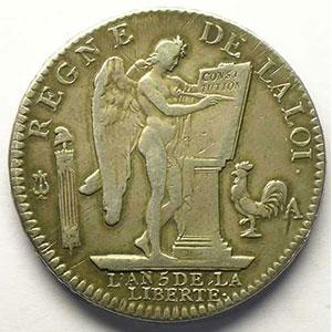 1793 A  (Paris)    TTB