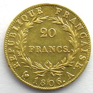 1806 A  (Paris)    TTB