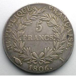 1806 I  (Limoges)    TB+/TTB