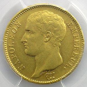1807 A  (Paris)    PCGS-AU58    SUP