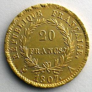 1807 A  (Paris)    TTB+