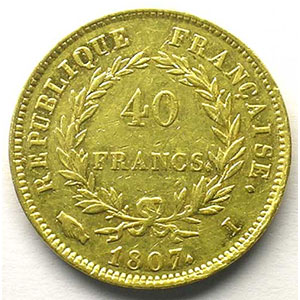 1807 I  (Limoges)    TTB/TTB+