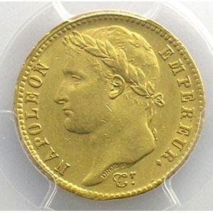 1809 A  (Paris)    PCGS-AU58    SUP
