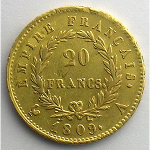 1809 A  (Paris)    TTB+