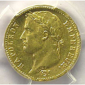 1811 W  (Lille)    PCGS-MS62    SUP/FDC
