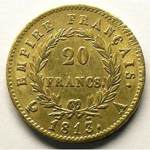 1813 A  (Paris)    TTB/TTB+