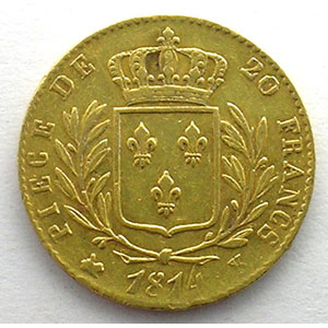1814 K  (Bordeaux)    TB+