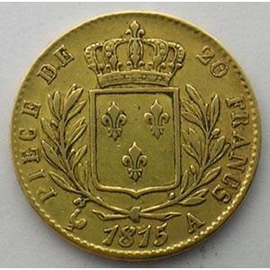 1815 A  (Paris)    TTB