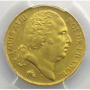 1817 A  (Paris)    PCGS-MS62    SUP/FDC