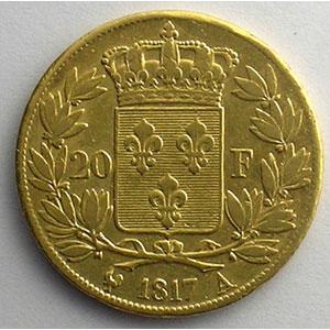 1817 A  (Paris)    TTB