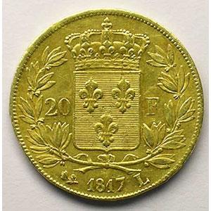 1817 L  (Bayonne)    TTB