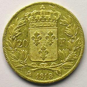 1818 Q  (Perpignan)    TB+