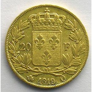 1819 Q  (Perpignan)    TTB