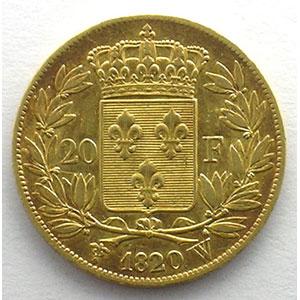 1820 W  (Lille)    TTB/TTB+