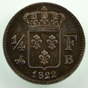 1822 B  (Rouen)    TTB+/SUP