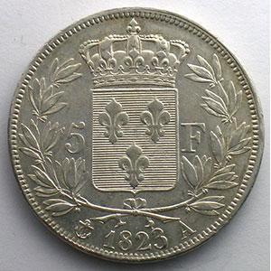 1823 A  (Paris)    TTB+/SUP