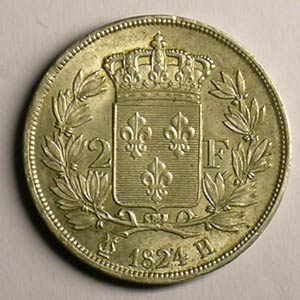 1824 H  (La Rochelle)    SUP+