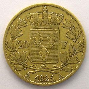 1825 A  (Paris)    TB+
