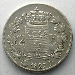 1827 D  (Lyon)    TTB