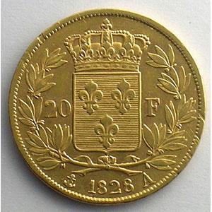 1828 A  (Paris)    TTB+