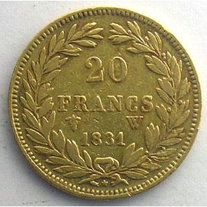 1831 W  (Lille)    TB+/TTB