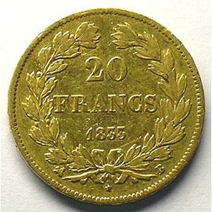 1833 B  (Rouen)    TB+/TTB