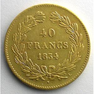 1834 L  (Bayonne)    TTB+