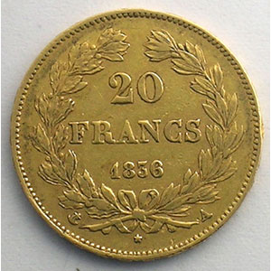 1836 A  (Paris)    TTB