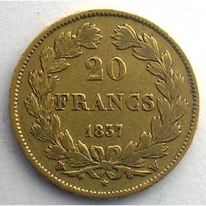 1837 W  (Lille)    TB+/TTB