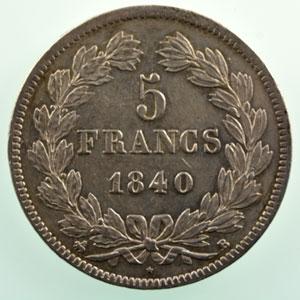 1840 B  (Rouen)    TTB+