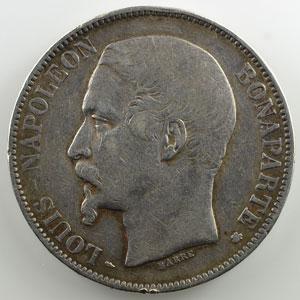 1852 BB  (Strasbourg)    TB/TB+