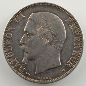 1853 A  (Paris)    TTB+