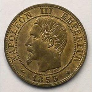 1853 BB  (Strasbourg)    SUP/FDC