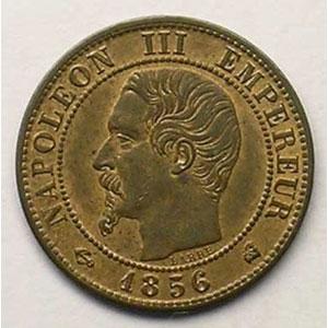 1856 K  (Bordeaux)    SUP/FDC