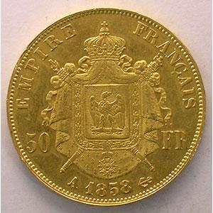 1858 A  (Paris)    SUP