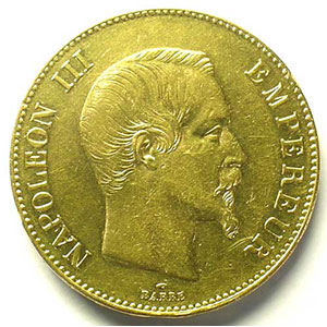 1858 A  (Paris)    TTB