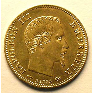 1858 A  (Paris)    TTB+